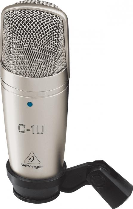 Behringer C1 USB kondenzátorový mikrofon