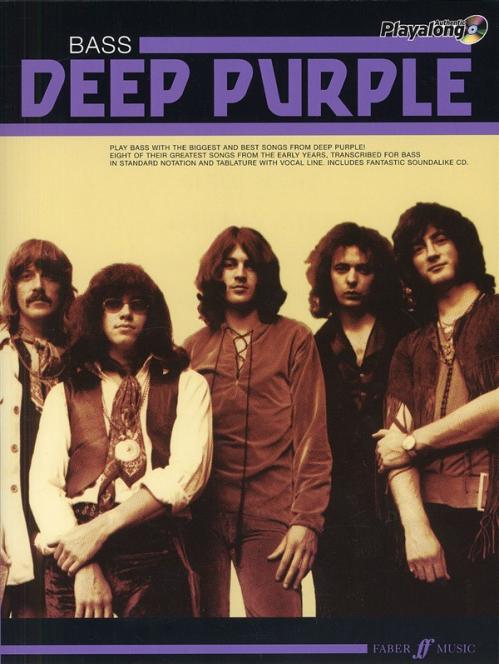 PWM Deep Purple - Bass playalong