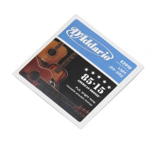 D′Addario EZ 910 struny na akustickou kytaru