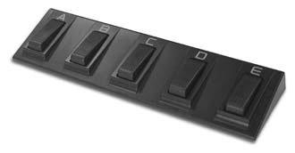 Korg EC-5 nožní ovladač