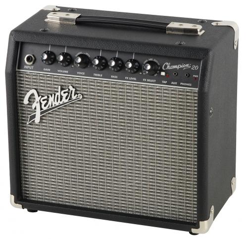 Fender Champion 20 kytarový zesilovač