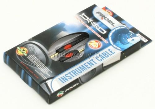 Proel Die Hard DH100LU3 instrumentální kabel