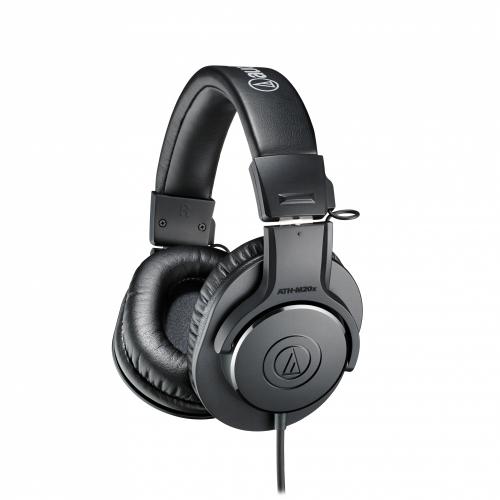 Audio Technica ATH-M20 X uzavřená sluchátka