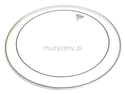 Remo PS-1318-00 Pinstripe 18″ průhledný, potah na buben
