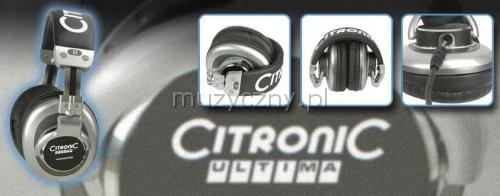 Citronic HP 500 PRO sluchátka