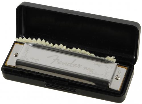 Fender Blues Deluxe G foukací harmonika