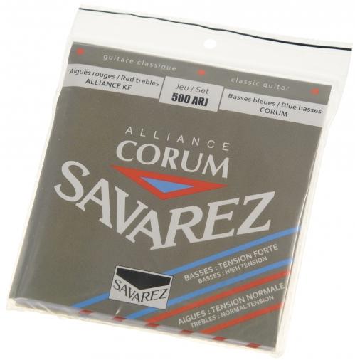 Savarez 500ARJ Corum Alliance HST struny pro klasickou kytaru