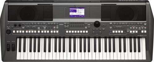 Yamaha PSR S670 keyboard klávesový nástroj