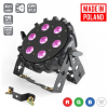 Flash LED PAR 64 SLIM 7x10W RGBW 4w1 PRO MKII