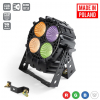 Flash Pro LED PAR 64 4X30W 4in1 COB RGBW 4 sections MK2 reflector