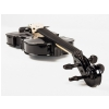 Leonardo LV-1544 BK černá housle 4/4 s pouzdrem