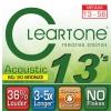 Cleartone struny pro akustickou kytaru 13-56 bronze