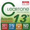 Cleartone struny pro akustickou kytaru, 13-56 phosphor bonze