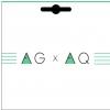 Aquila AGXAQ struny pro ukulele