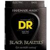 DR BKB6-30 Extra Black Beautie Medium struny na basovou kytaru