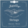 Aquila Sugar Ukulele String Set, Tenor, low G (wound)