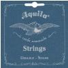Aquila Sugar Ukulele String Set, Sopran, high G