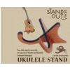 Kala KA AC ST US 2, drewniany statyw do ukulele