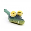 AN JR Crocodile Eye Pops breath-building toy