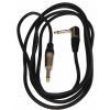 RockCable kabel instrumentalny - angled TS (6.3 mm / 1/4), black - 3 m / 9.8 ft.