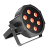 Cameo FLAT PAR 1 RGBW IR 7 x 4 W High-Power FLAT RGBW LED PAR Light