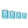 Gravity RP 5555 BLU 1 uniwersalny zestaw pierścieni pasujący do wszystkich artykułów, głęboki błękitny
