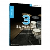 Toontrack Superior Drummer 3.0 Upgrade instrument wirtualny, upgrade z Superior Drummer 2.0 do Superior Drummer 3.0