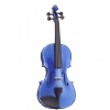 Stentor 1401ABA 4/4 Harlequin violin outfit, blue