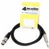 4Audio MIC2022 PRO 1,5m drát
