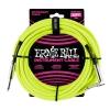 Ernie Ball 6057 guitar cable, 7.62m