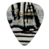 Fender Zebra Medium Celluloid guitar pick