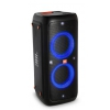 JBL PartyBox 300 BLK głośnik BT czarny, zasilanie akumulatorowe