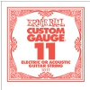 ErnieBall 1011 guitar string ′11′
