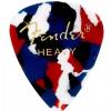 Fender Classic Celluloid heavy confetti kytarové trsátko