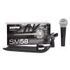 Shure SM 58 SE dynamický mikrofon