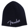 Fender Logo Beanie, Black, One Size