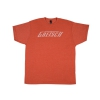Gretsch Logo T-Shirt, Heather Orange, M koszulka
