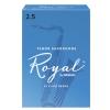 Rico Royal 2.5 plátek pro tenorový saxofon