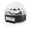 Flash LED Magic Ball MP3 Full RGBWYP efekt świetlny - półkula