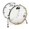 Drum Workshop Bassdrum Akryl Clear