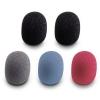 ZooM WSL-1 zestaw kolorowych gąbek (5 szt.) do mikrofonów typu lavalier F1-LP, LMF-2