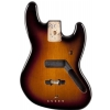 Fender Standard Series Jazz Bass Alder Body, Brown Sunburst bass guitar