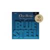 Dean Markley 2552 Blue Steel LT electric guitar strings 9-42, 10-pack