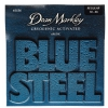 Dean Markley 2556 Blue Steel REG electric guitar strings 10-46, 3-pack