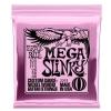 Ernie Ball 2213 Mega Slinky electric guitar strings 10.5-48