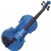 Stentor SR-1441ABQ altówka 16″ Harlequin kolor niebieski w zestawie ze smyczkiem i futerałem