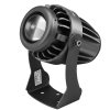 Eurolite PST-10W Weather-proof pinspot (IP65) with strong 10 W LED in cold white