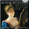 PWM Boismortier J.B. SONATA E-Moll na flet, violę da Gamba and B.C.