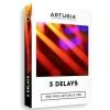 Arturia 3 Delays oprogramowanie muzyczne