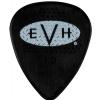 EVH Signature Guitar Picks, Black/White, 1.00mm, 6 count